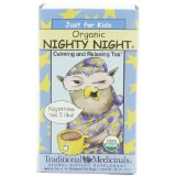 Just for kids Nighty Night tea