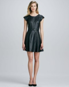 joie-caviar-kristalyn-capsleeve-leather-fit-flare-dress-product-1-13350562-101446370_large_flex