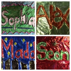 7th grade foil names
