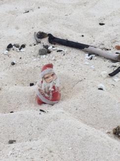 santa came to fiji