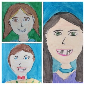 secondgradeportraits