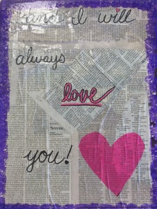 Easy Middle School Mothers Day Art Project Laselvabeachart